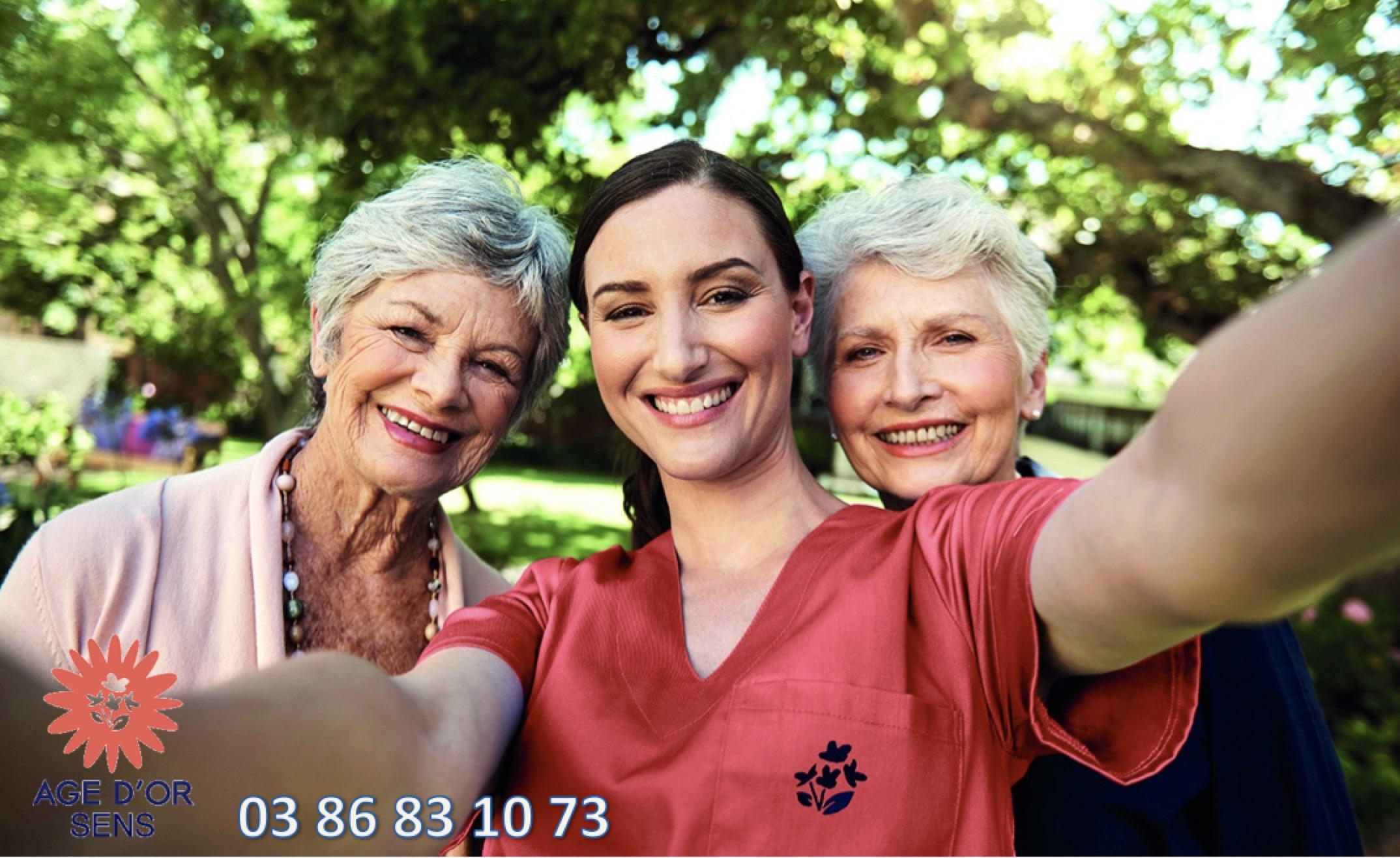 Age d'Or Services - Votre Entreprise de services à la personne